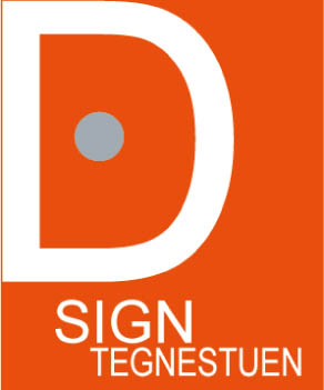 Footer Logo: D-sign Tegnestuen